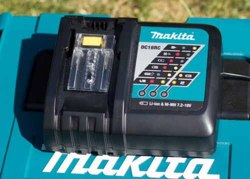 Makita DC18RC-Lader mit 9A Ladestrom