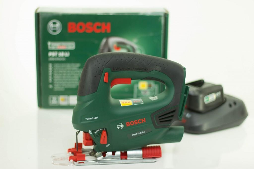 Lieferumfang Bosch PST-18 LI Solo