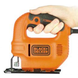 Black+Decker KS 501 Einsteiger-Stichsäge