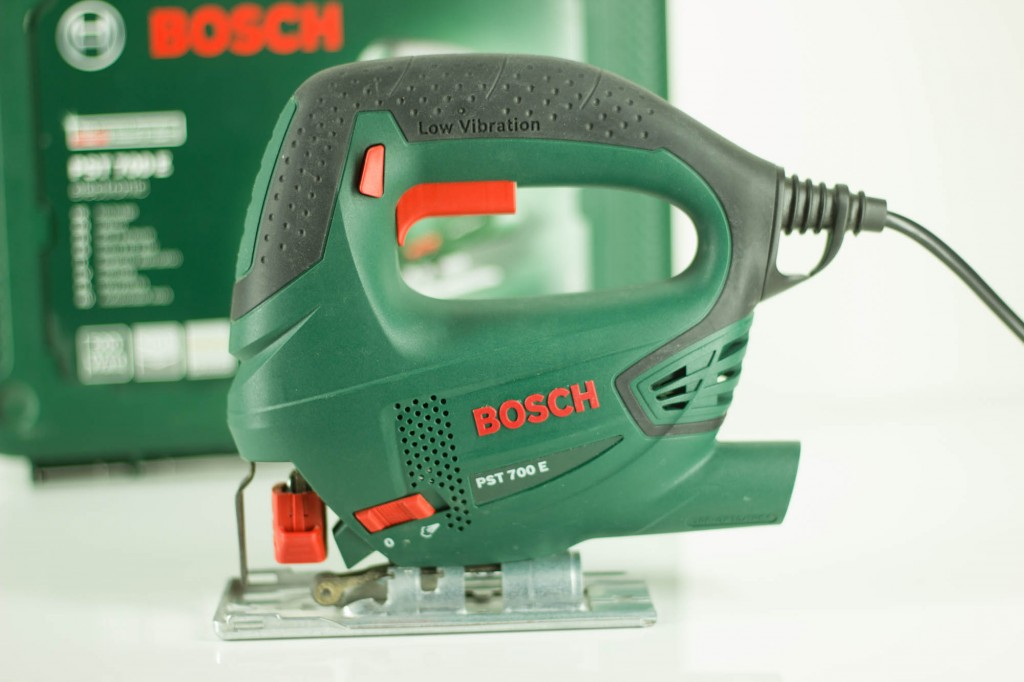 Bosch PST 700 E Lieferumfang und Ausstattung