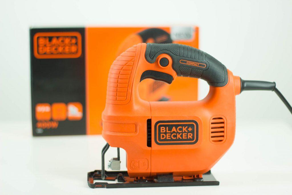 Stichsäge KS 501 von Black+Decker Lieferumfang